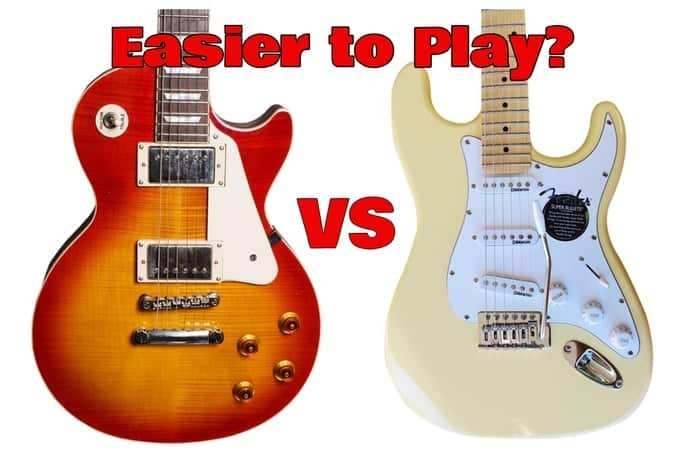 Stratocaster Guide Which Strat To Buy Model Comparison Fender >> Les Paul Or Strat Which Is Easier To Play Tone Topics
