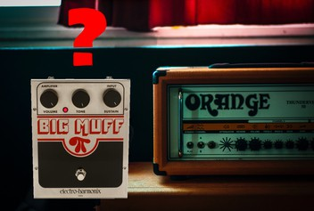 are fuzz pedals better in a clean or dirty amp tone topics. Black Bedroom Furniture Sets. Home Design Ideas