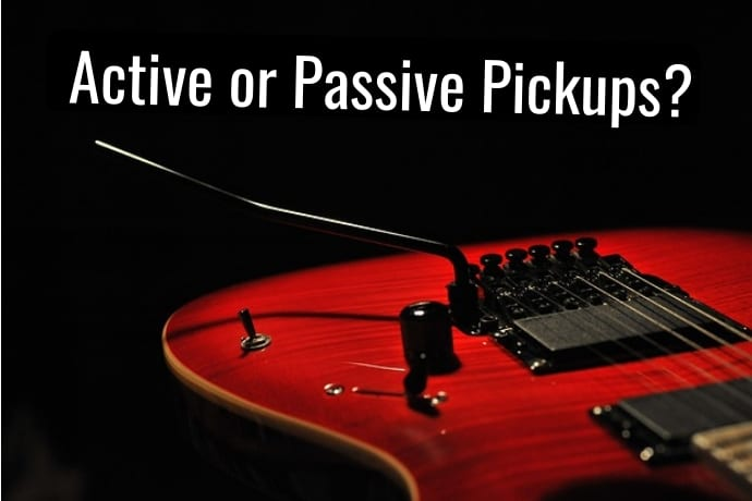 active or passive pickups for playing metal tone topics. Black Bedroom Furniture Sets. Home Design Ideas