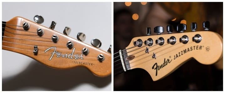 Telecaster vs Jazzmaster Comparing the Differences - Tone Topics