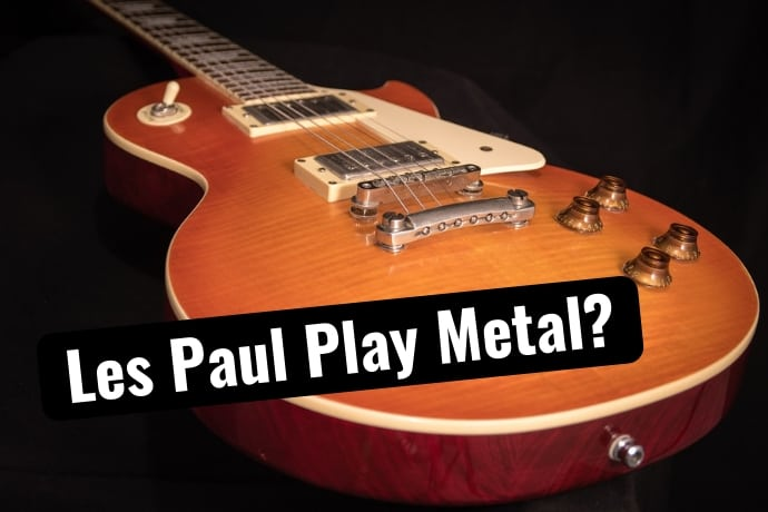 The 7 Best Reasons Why A Les Paul Can Play Metal - Tone Topics