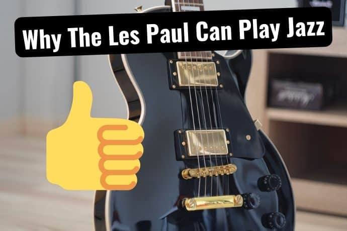 the les paul guitar can play jazz here s why tone topics. Black Bedroom Furniture Sets. Home Design Ideas