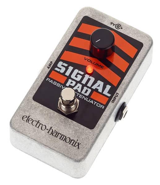 Electro-Harmonix Nano Signal Pad Amp Attenuator