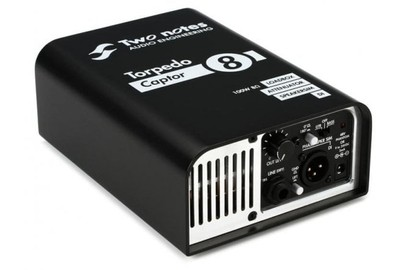 Two Notes Torpedo Amp Attenuator